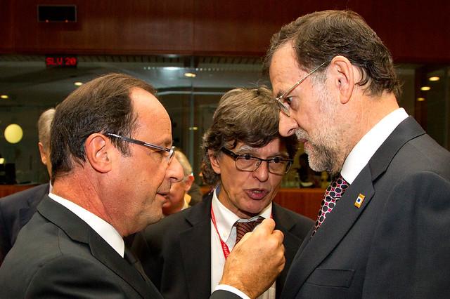 El presidente asiste a la reuni n del consejo europeo for Presidente del consejo europeo