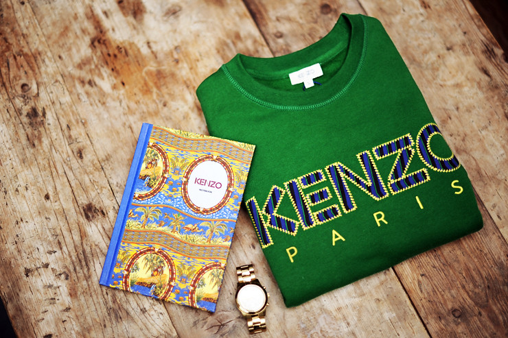 Kenzo Posted on October 25, 2012