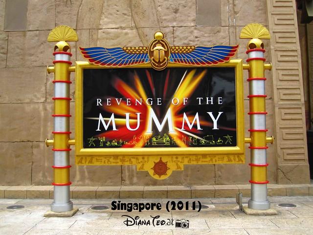 Day 2 Singapore - Universal Studio 11