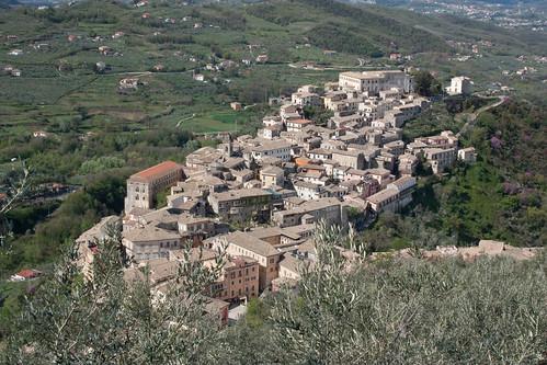 Arpino from Civitavecchia