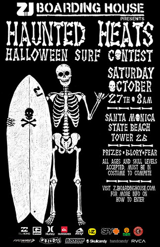 4th Annual Haunted Heats Surf Contest