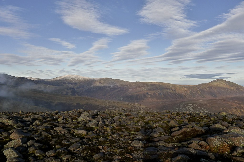 The Northern Cairngorms