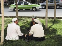 One Evening in Kashgar