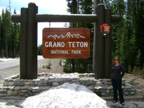 Hello Grand Teton