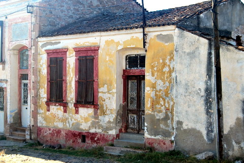 A Typical Cunda House