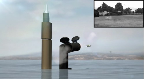 2012.10.26 - DCNS innovates with a new weapon system for submarines_anti-aircraft self-defence@DCNS 02 by Chindits