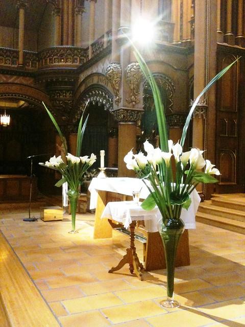 Bouquet Mariage Eglise Flickr Photo Sharing