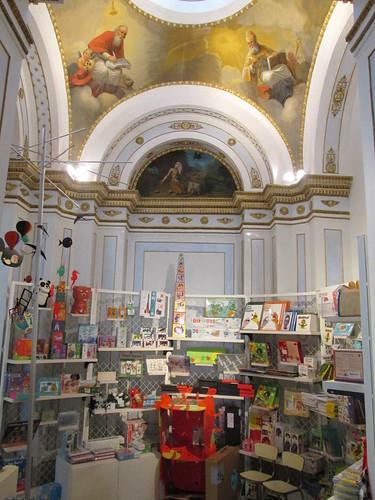 Librería La Central de Callao, Madrid