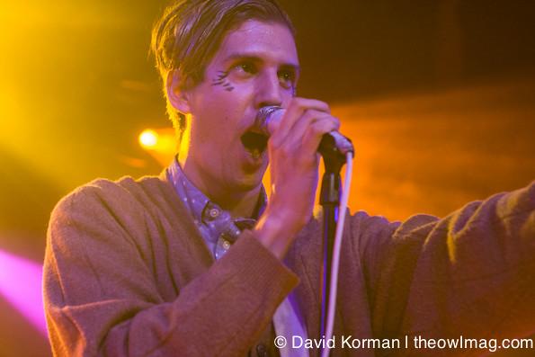 YACHT @ Mezzanine,SF 10/27/2012