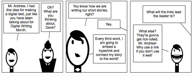 Digital Writing Comic4
