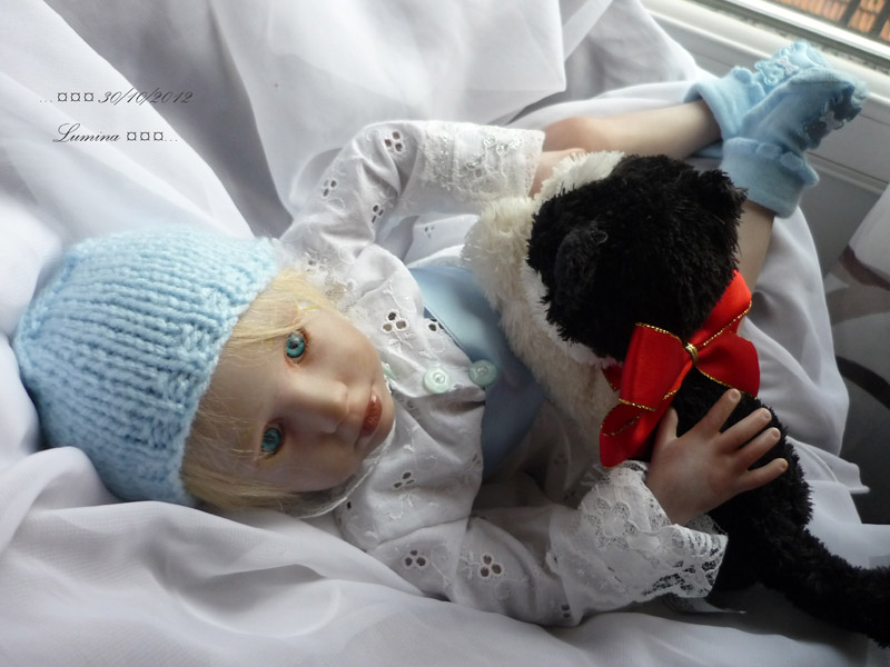 Nurserie Neko doll  8138740891_afb3e4c175_c