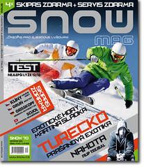 Nové číslo časopisu SNOW 77