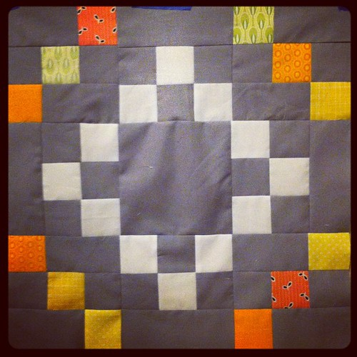 My do good stitches pick for November. Date night quilt from Moda bake shop