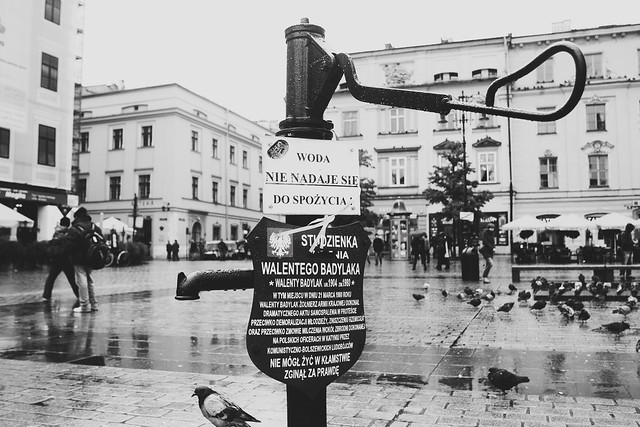 Suicide in Cracow