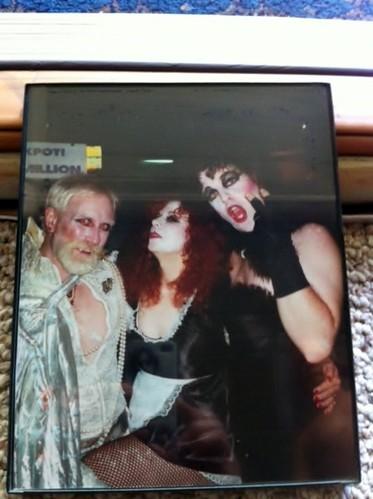 Magenta, Frank, Vampire