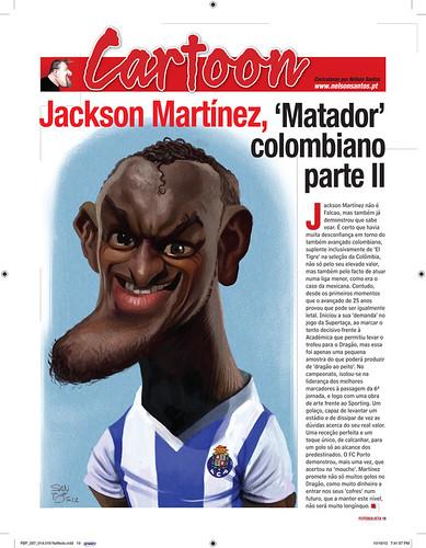 caricatura-Jackson-Martinez-Porto by caricaturas