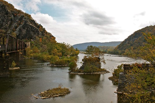 Harpers Ferry Autumn