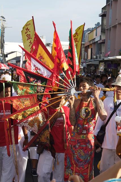 Phuket's Vegetarian Festival