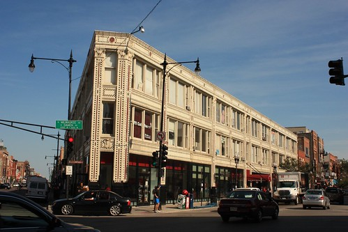 Flat Iron Arts Building - Wicker Park - Chicago