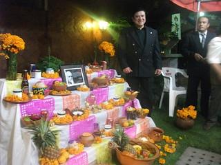 """Presentación del """"Altar de Día de los Muertos"""""""