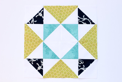 HST Block of the Month - November by Jeni Baker
