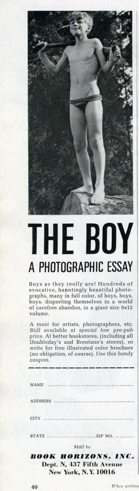 Things you can't sell anymore - The Boy, a Photographic Essay 1966 ...: https://flickr.com/photos/nesster/8147419603