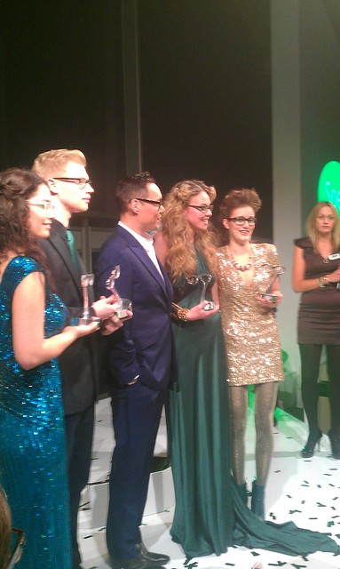 specsavers awards 2012