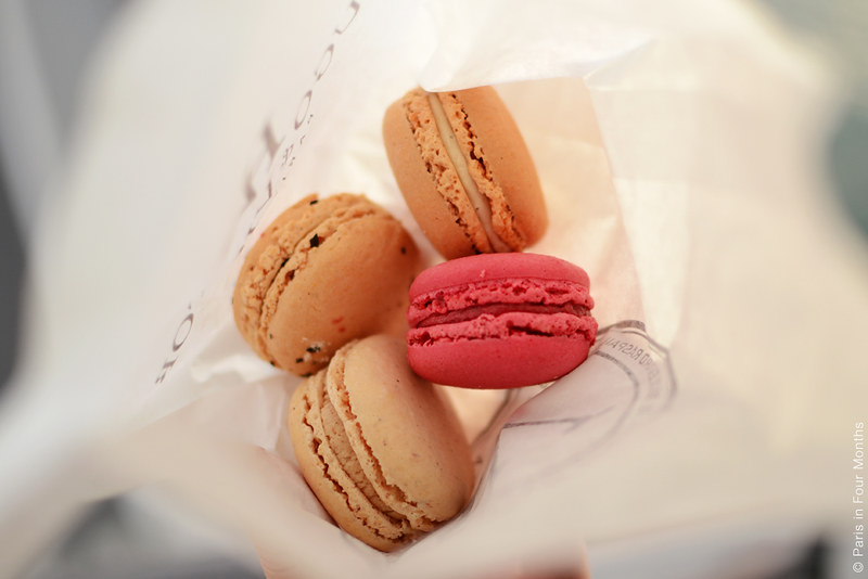 Yummy Macarons From Hugo & Victor