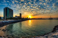 Salmiya Seaside, Kuwait