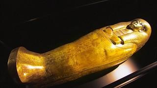チュウヤの人型棺 1