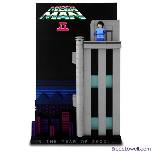 LEGO Mega Man II