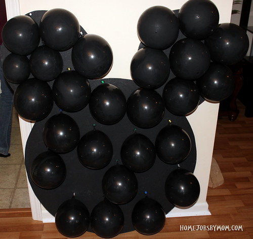 mickey mouse balloon pinata