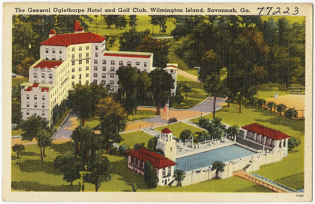 Wilmington Island Golf Club Savannah Ga
