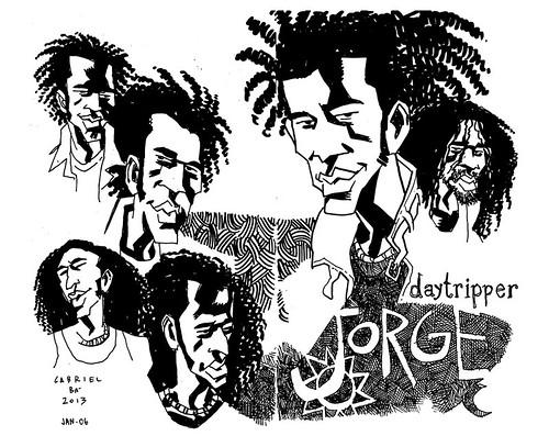 Daytripper - Jorge by 10paezinhos