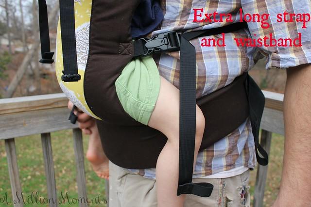 versatile baby carrier