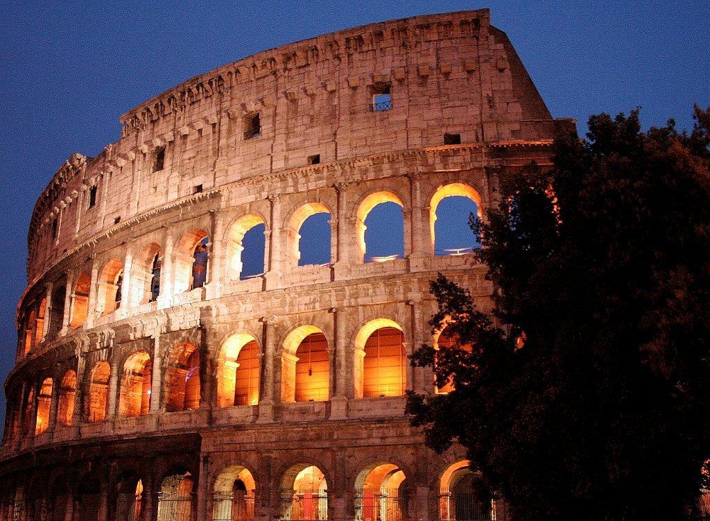 Colosseum, Alight