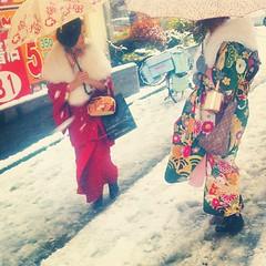 Snowy 成人の日