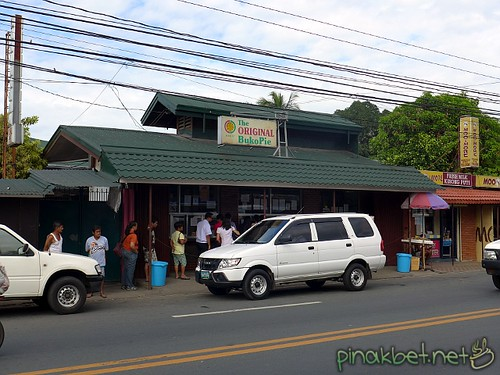 The Original Buko Pie Bakeshop