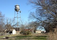 Caddo Mills, Texas Water Tower