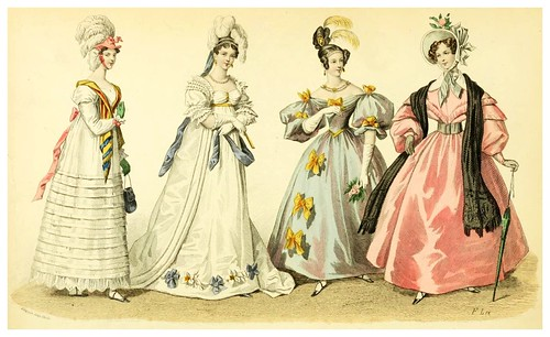 010- The history of fashion in France…1882-Augustin Challamel