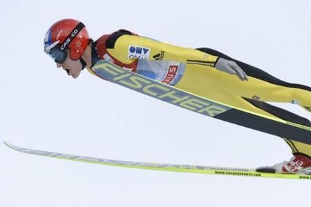 Skokan Matura vyhrál Světový pohár v Sapporu