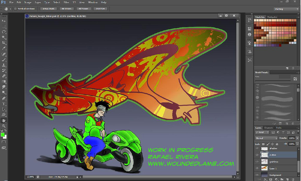 Future_Rough_Rider_wip