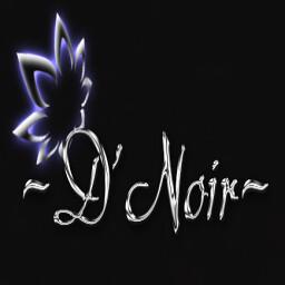 D'Noir Black Logo