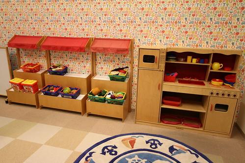 兒童室@USJ港灣酒店