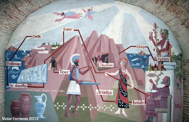 Bodegas Yllera - El hilo de Ariadna