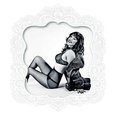 Tifa Tittlywinks, image courtesy of Kingwood Pinups and the artist