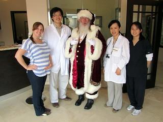Huntington Beach emergency dentist team