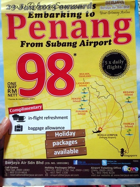 Berjaya Air flight to Penang-011