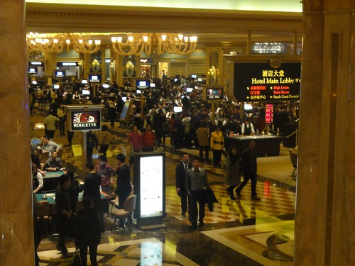 The Venetian Casino, Macau