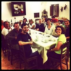 Rota Vicentina dinner